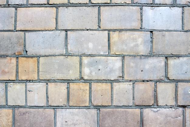 Piastrella rettangolare. fondo solido di immagine del piano di struttura della parete di roccia di marmo