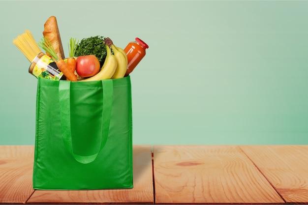 Riciclare la borsa della spesa