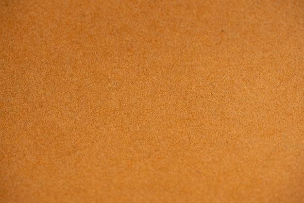 Riciclare la carta da vicino trama di carta marrone per l'uso sfondo