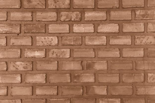 Muro di mattoni rossi texture di sfondo astratto modello