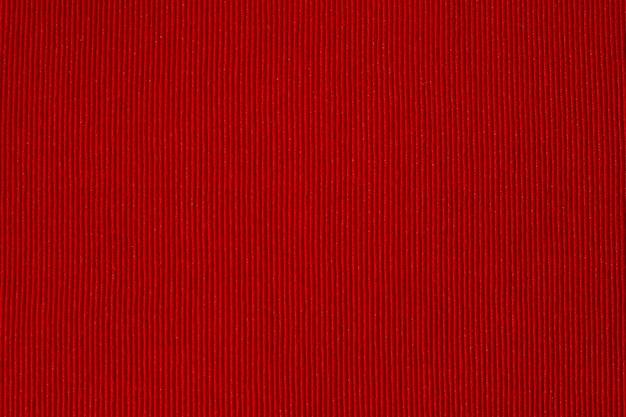Sfondo texture tessuto rosso