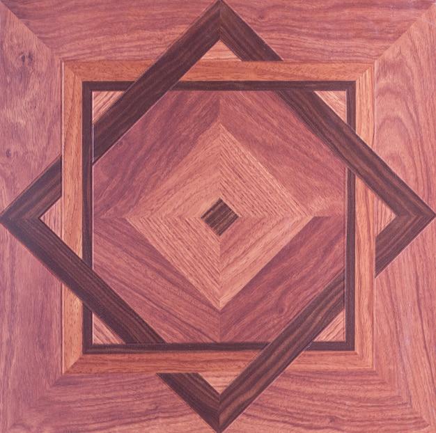 Piastrella con motivo a mosaico astratto geometrico rosso per la cucina