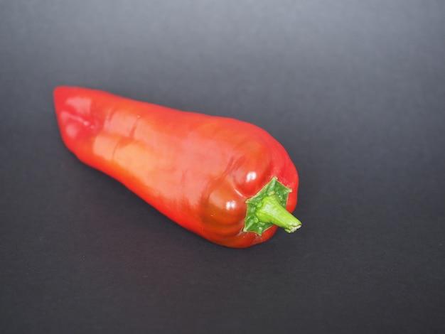 Verdure peperoni rossi