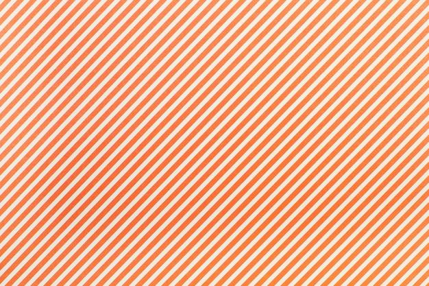 Sfondo di carta a strisce rosse e bianche