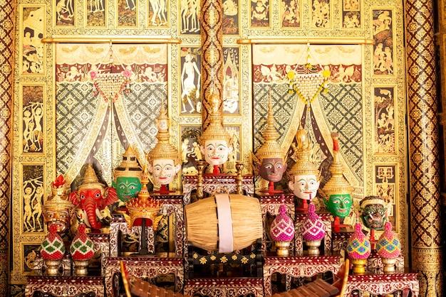 Arte religiosa della cultura thailandese