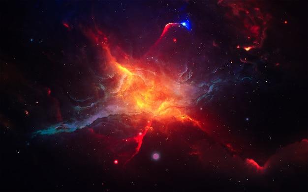 Un angolo remoto dell'universo