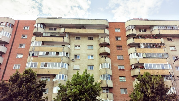 Edificio residenziale a cluj-napoca, romania