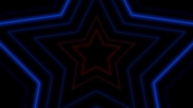 Forma geometrica retrò, sfondo astratto. elegante e lussuosa illustrazione geometrica dinamica anni '80 e '90 in stile memphis 3d