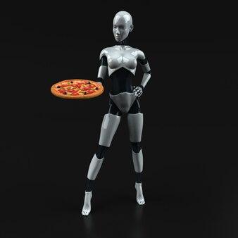 Robot - personaggio 3dd