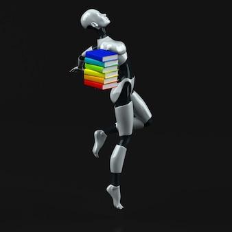Illustrazione del robot