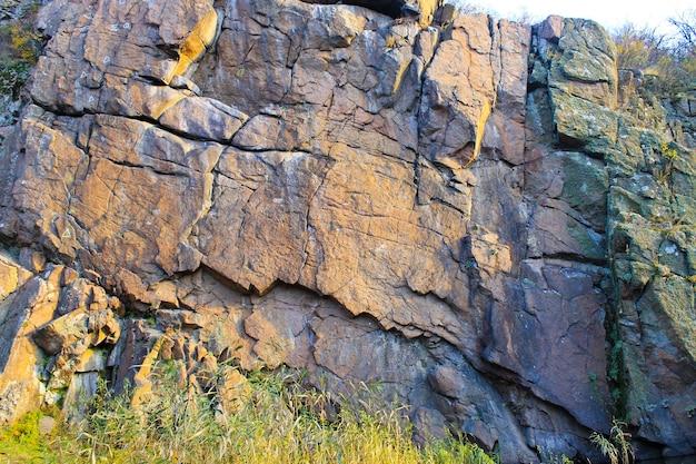 Sfondo texture roccia