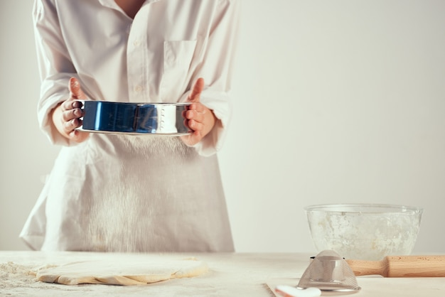 Pasta sfoglia prodotti farina farina da cucina compiti di cucina