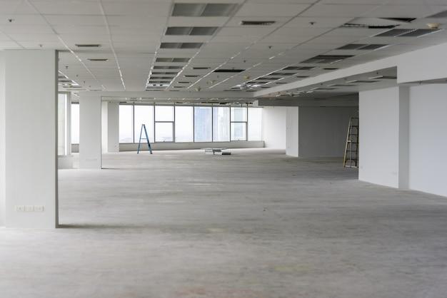 La camera è in fase di ristrutturazione o in costruzione.