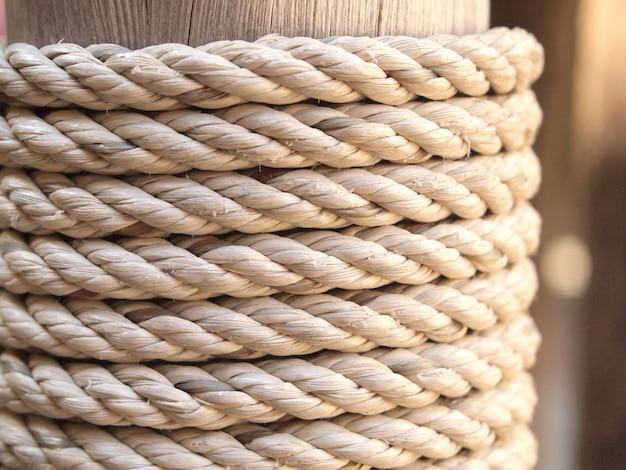 Trama di corda