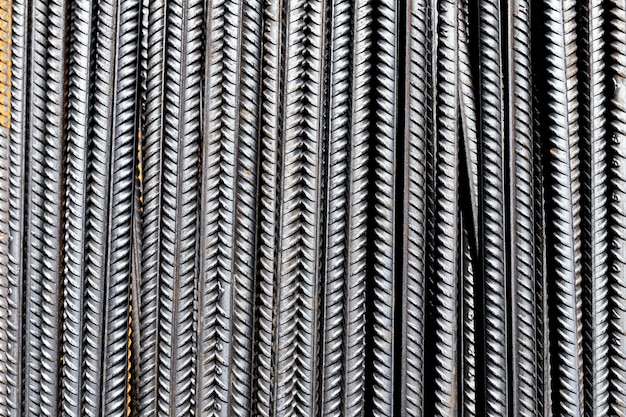 Texture superficiale metallica ruvida
