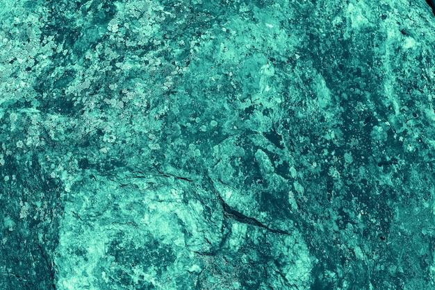 Ruvido sfondo dipinto di colore turchese