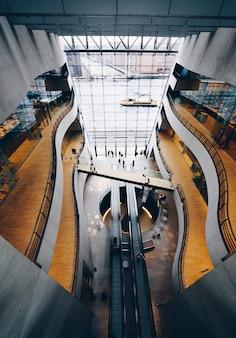 Biblioteca reale danese a copenaghen