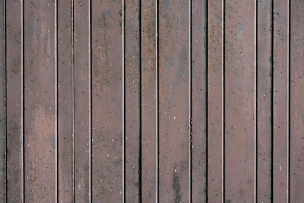 Dettaglio texture metallo arrugginito nell'immagine ad alta risoluzione