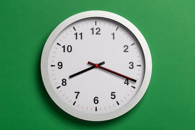 Quadrante di orologio triste