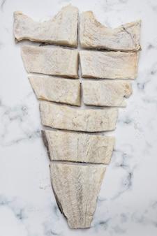 Baccalà salato