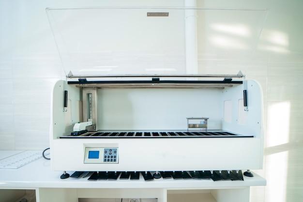 Essiccatore campione in laboratorio