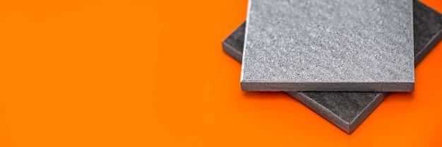 Campioni di pietra naturale per piani cucina e piastrelle per pavimenti campioni di pietra per piani di lavoro su o...