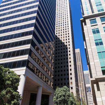 Edifici del centro di san francisco in california