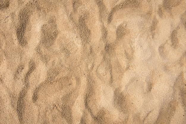 Sabbia sullo sfondo della trama della spiaggia.