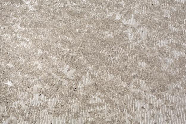 Priorità bassa di struttura della sabbia texture di sabbie bagnate.