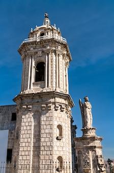 Chiesa di santo domingo ad arequipa perù
