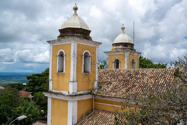 Sao tome das letras, minas gerais, brasile, il 3 gennaio 2020. chiesa madre.