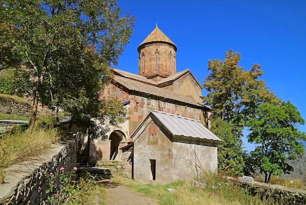Monastero di sapara, monastero ortodosso georgiano medievale nel distretto di akhaltsikhe della georgia