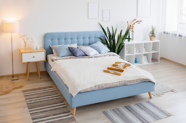 Interior design scandinavo