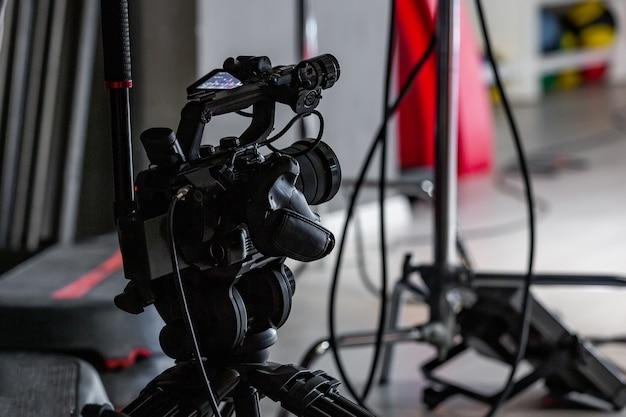 Dietro le quinte di una produzione video