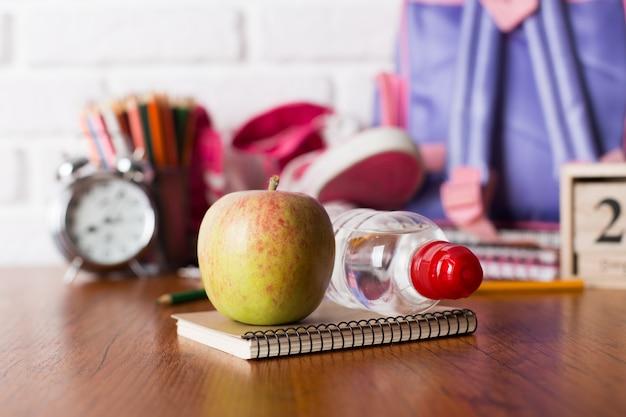 Forniture scolastiche in aula