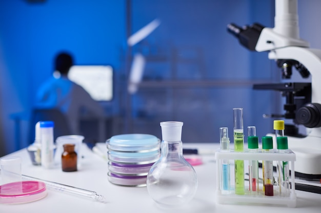 Background di ricerca scientifica