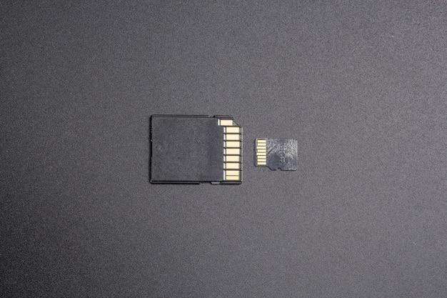 Schede di memoria sdxc e micro sdxc