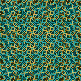 Sfondo colorato motivo decorativo senza soluzione di continuità