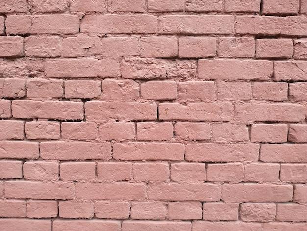 Seamless texture interni rosso vecchio muro di mattoni