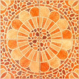 Modello senza cuciture di piastrelle per pavimento classiche