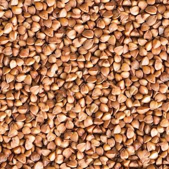 Seamless texture piastrellabile di semole di grano saraceno.