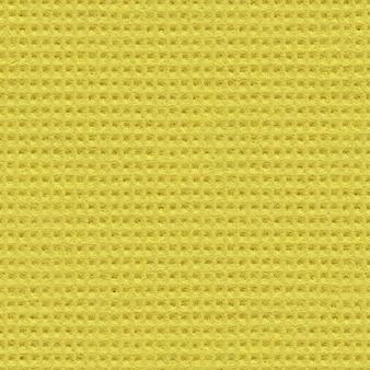 Seamless texture piastrellabile di superficie in microfibra gialla