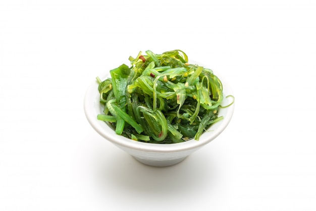 Insalata di alghe - stile giapponese