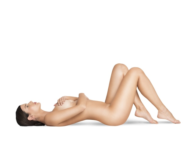 Corpo nudo sensuale