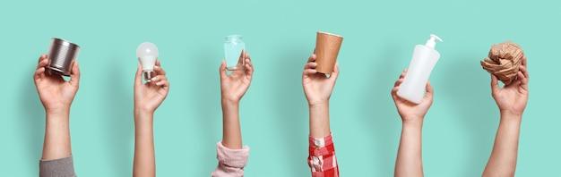 Separare il concetto di raccolta dei rifiuti