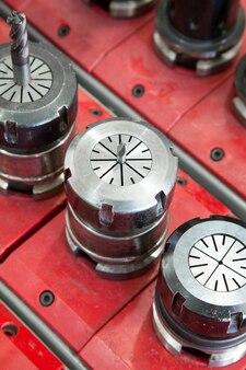 Set di trapani per macchine industriali