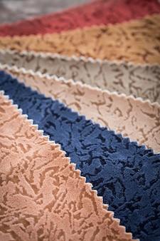 Set di sonde tessuti per mobili