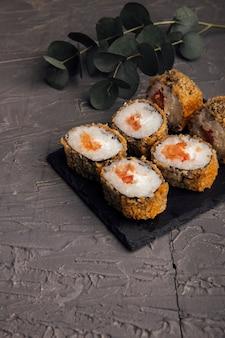 Set di panini cucina giapponese