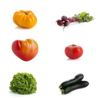 Diverse verdure