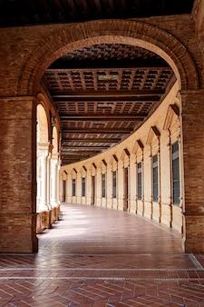 Siviglia siviglia plaza espana andalusia spagna